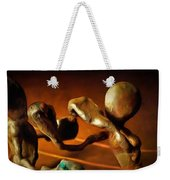 The Knockout Punch Weekender Tote Bag