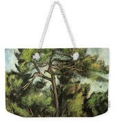 The Large Pine Weekender Tote Bag