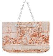The Last Supper, After Leonardo Da Vinci Weekender Tote Bag