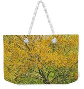The Leaning Tree Weekender Tote Bag