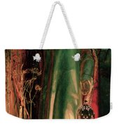 The Light Of The World Weekender Tote Bag by William Holman Hunt
