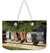 The Long Wait  Weekender Tote Bag