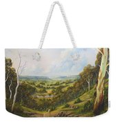 The Lost Sheep In The Scrub Weekender Tote Bag