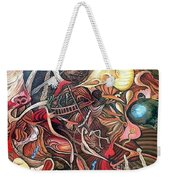 The Lure Of Superstition Weekender Tote Bag
