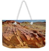 The Many Colors Of Valley Of Fire Weekender Tote Bag