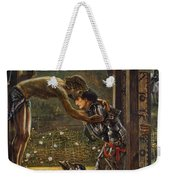 The Merciful Knight Weekender Tote Bag