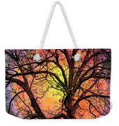 The Moon And The Stars For You Weekender Tote Bag