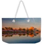 The Morning Glow Weekender Tote Bag