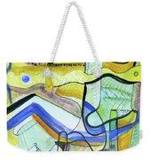The Morning Light Weekender Tote Bag