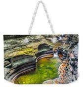 The Narrows Of Watkins Glen Weekender Tote Bag