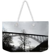 The New River Gorge Bridge Weekender Tote Bag