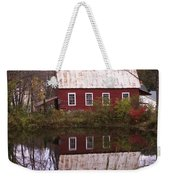The Old Mill House Weekender Tote Bag