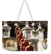 The Old Monastery Weekender Tote Bag