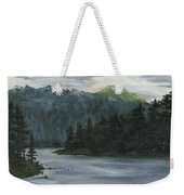 The Overlook Weekender Tote Bag