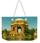 The Palace Of Fine Arts Weekender Tote Bag