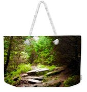 The Path To Righteousness Weekender Tote Bag
