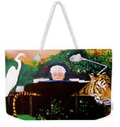 The Pianist  Weekender Tote Bag