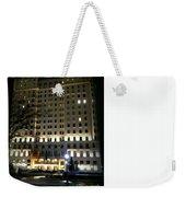 The Plaza Hotel Weekender Tote Bag