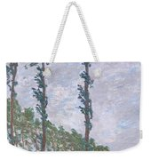 The Poplars Weekender Tote Bag