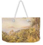 The Priest Garden Weekender Tote Bag
