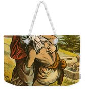 The Prodigal Son Weekender Tote Bag
