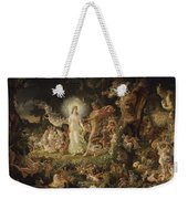 The Quarrel Of Oberon And Titania Weekender Tote Bag