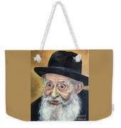 The Rabbi Weekender Tote Bag