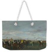 The Races Weekender Tote Bag