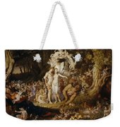 The Reconciliation Of Oberon And Titania Weekender Tote Bag