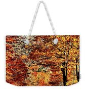 The Richness Of Autumn Treasures Weekender Tote Bag