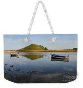 The River Aln Weekender Tote Bag