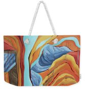 The Rocks Cried Out, Zion Weekender Tote Bag by Erin Fickert-Rowland