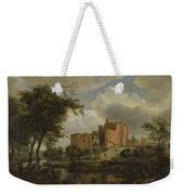 The Ruins Of Brederode Castle Weekender Tote Bag
