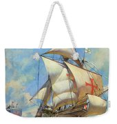 The Santa Maria Weekender Tote Bag