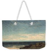 The Sea Weekender Tote Bag