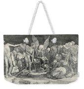 The Skeletons Weekender Tote Bag