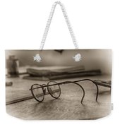 The Spectacles Weekender Tote Bag