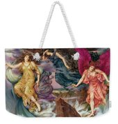 The Storm Spirits Weekender Tote Bag
