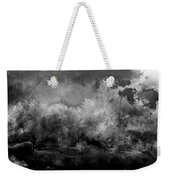 The Storm Weekender Tote Bag by Wolfgang Schweizer