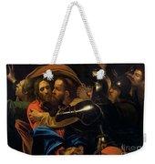 The Taking Of Christ Weekender Tote Bag