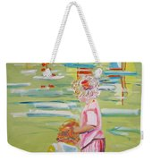 The Toy Regatta Weekender Tote Bag