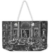 The Trevi Fountain  Weekender Tote Bag