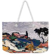 The Unimaginable Dream Of The Fish 22 Weekender Tote Bag