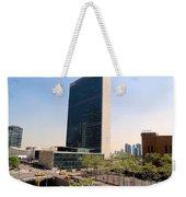 The United Nations Weekender Tote Bag