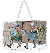 The Vacation At Gitmo. Weekender Tote Bag