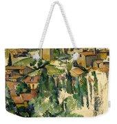 The Village Of Gardanne  Weekender Tote Bag