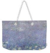 The Water Lilies, Morning Weekender Tote Bag