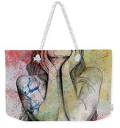 The Withering Spring Weekender Tote Bag