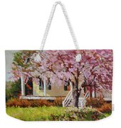 The Yellow Porch Weekender Tote Bag