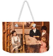 The Young Mechanic Weekender Tote Bag